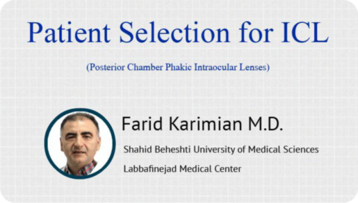 Patient Selection for ICL
